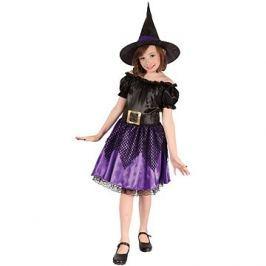 Šaty na karneval - Čarodějka vel. M