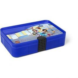 LEGO Friends Úložný box s přihrádkami - fialová