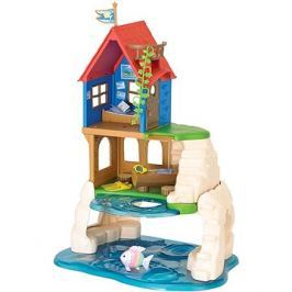 Sylvanian Families Zábavný hrací domeček u moře