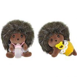 Sylvanian Families Rodina - dvojčata ježci