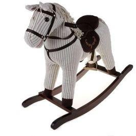 Houpací manšestrový kůň