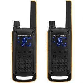 Motorola TLKR T82 Extreme, žlutá/černá