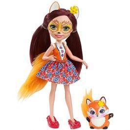 Enchantimals Panenka se zvířátkem Felicity Fox