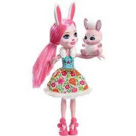 Enchantimals Panenka se zvířátkem Bree Bunny