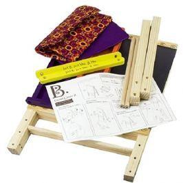 B-Toys Tabule na kreslení na stojanu Easel Does It