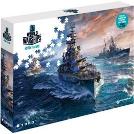 World of Warships puzzle - Připraveni k boji