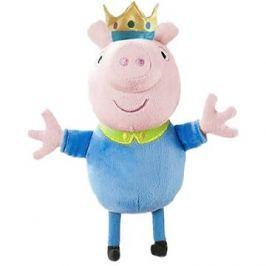 Prasátko Peppa - plyšový princ George 35,5 cm