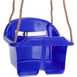 Houpačka CUBS Basic plastová - modrá