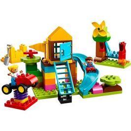 LEGO DUPLO My First 10864 Velký box s kostkami na hřiště