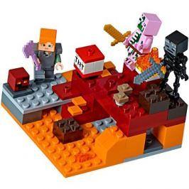 LEGO Minecraft 21139 Podzemní souboj