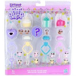 Littlest Pet Shop Frosting Frenzy 13ks mini zvířátek