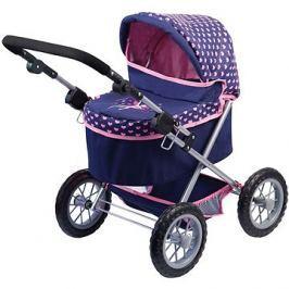 Kočárek Trendy fialovo-růžový