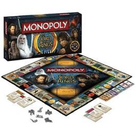 Monopoly Lord of The Rings, ENG