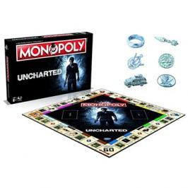 Monopoly Uncharted, ENG