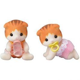Sylvanian Families Baby Dvojčata koťata javorových koček