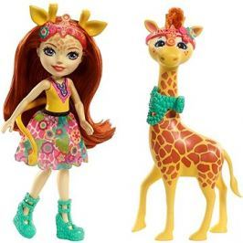 Enchantimals Gillian Giraffe & Pawl