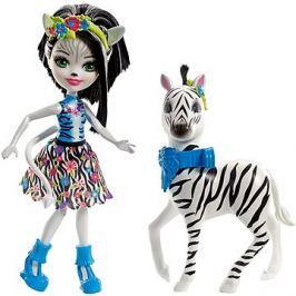 Enchantimals Zelena Zebra & Hoofette