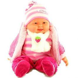Miminko holčička - růžová