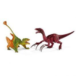 Schleich 41425 Sada Dimorphodon a Therizinosaurus malí