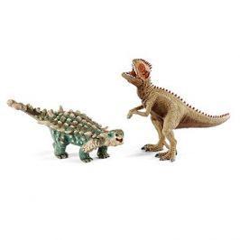 Schleich 41426 Sada Giganotosaurus a Saichania malí