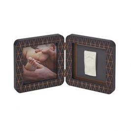 Baby Art Rámeček My Baby Touch Wood Copper Edition Dark