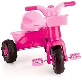 DOLU Moje první tříkolka růžová