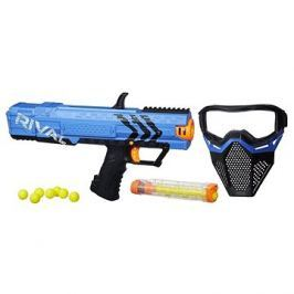 Nerf Rival Starter Kit Apollo + Maska – modrá varianta