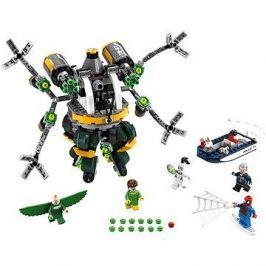 LEGO Super Heroes 76059 Spiderman: Past z chapadel doktora Ocka