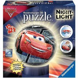 Ravensburger 3D 118335 Disney Auta 3 svítícíball