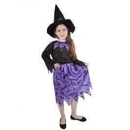 Čarodějnice fialová vel. M
