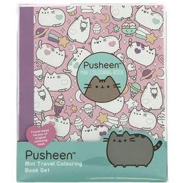 Pusheen Travel Colouring Book