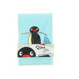 Pingu 3pc mini notebook set