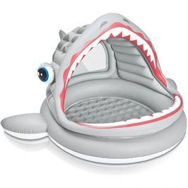 Intex Bazén se stříškou Žralok