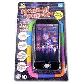 Mobilní telefon SK+CZ na baterie