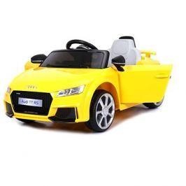 Audi TT RS žluté