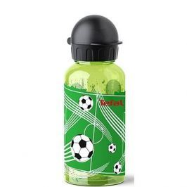 TEFAL KIDS láhev tritan 0.4 l zelená-fotbal