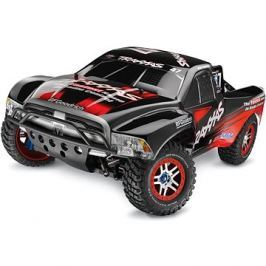 Traxxas Slash Ultimate Mike Jenkins 4WD VXL LCG TQi Bluetooth TSM OBA RTR černý