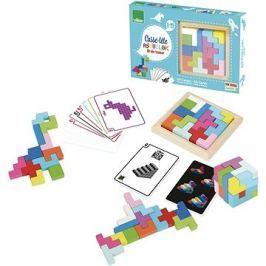 Vilac 3D tangram barevný