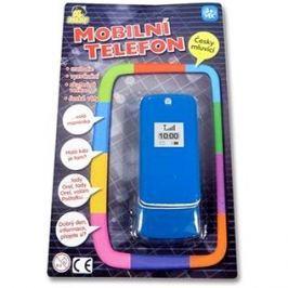 Mobilní telefon 3D na baterie CZ+SK