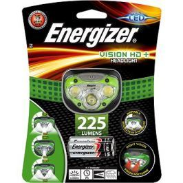 Energizer Headlight Vision HD + 225lm 3xAAA