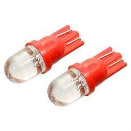 COMPASS 1 LED 12V T10 červená 2ks