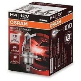 OSRAM Night Breaker Unlimited H4 60/55W P43t