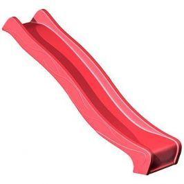Cubs plastová skluzavka červená
