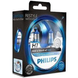 PHILIPS  H7 ColorVision Blue,55W, patice PX26d, 2ks