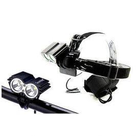 Solight nabíjecí LED cyklo a čelová svítilna
