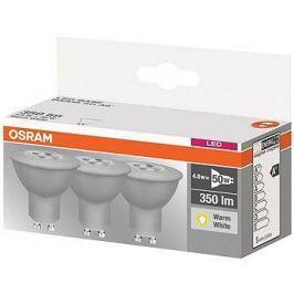 Osram Base 4.8W GU10 2700K set 3ks
