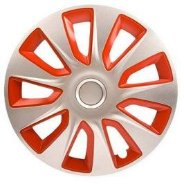 VERSACO STRATOS SILVER RED 13