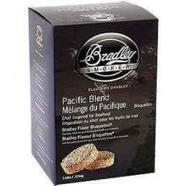 Bradley Smoker - Brikety Pacific Blend 48 kusů