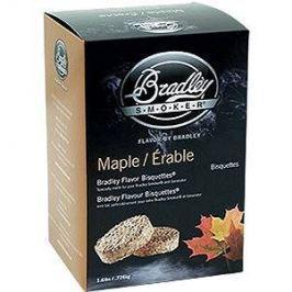 Bradley Smoker - Brikety Javor 120 kusů