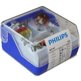 PHILIPS náhradní sada 12V H1